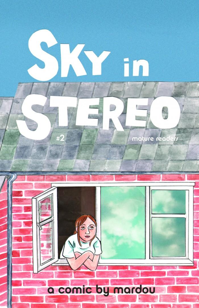 Sky In Stereo #2 - Cover